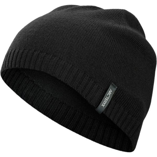 アークテリクス メンズ 帽子 アクセサリー Diplomat Toque Black