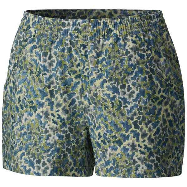 コロンビア レディース カジュアルパンツ ボトムス Tidal Shorts - Women's Mountain Coral Print