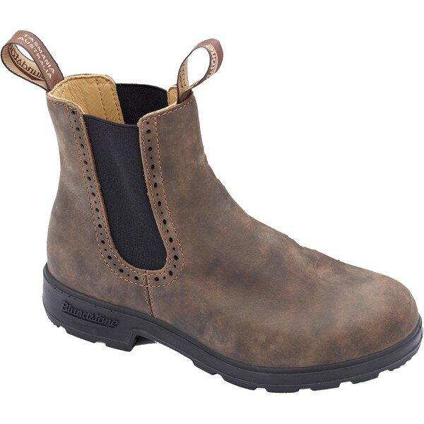 ブランドストーン レディース ブーツ&レインブーツ シューズ Women's Series Boots - Women's Rustic Brown