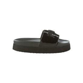フィラ レディース パンプス シューズ Fila Morro Bay Flat Shoes Nero