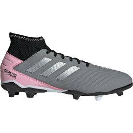 アディダス レディース サッカー スポーツ adidas Women's Predator 19.3 FG Soccer Cleats Grey/Black