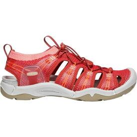 キーン レディース サンダル シューズ KEEN Women's EVOfit One Sandals Coral