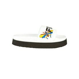 フィラ レディース パンプス シューズ Fila Morro Bay Flat Shoes Bianco