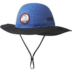 アウトドアリサーチ メンズ 帽子 アクセサリー Outdoor Research Seattle Funbrero Hat Peak Bagger/lapis