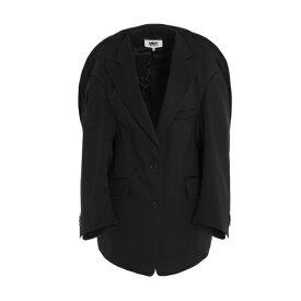 マルタンマルジェラ レディース ジャケット&ブルゾン アウター MM6 Maison Margiela Oversized Circle Jacket -