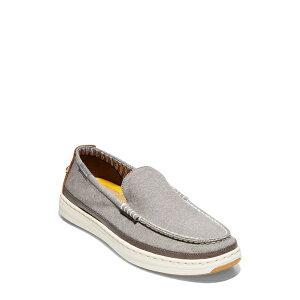 コールハーン メンズ スニーカー シューズ Cloudfeel Weekender Slip-On Sneaker IRNSTONE W
