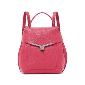 ボトキエ レディース バックパック・リュックサック バッグ Valentina Mini Convertible Leather Backpack PARTY PINK-HPPAR