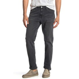 フィデリティ デニム メンズ デニムパンツ ボトムス Torino Solid Slim Jeans ECLIPSE