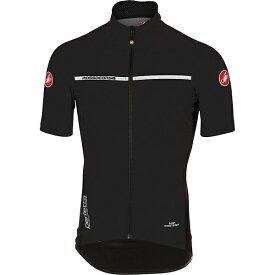 カステリ メンズ サイクリング スポーツ Castelli Men's Perfetto Light 2 SS Top Light Black