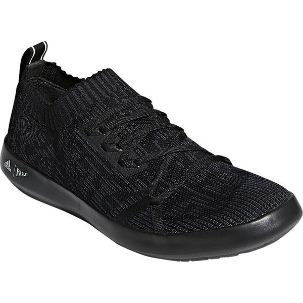 アディダス メンズ スニーカー シューズ Terrex Boat DLX Parley Trail Shoe Black/Carbon/Chalk White