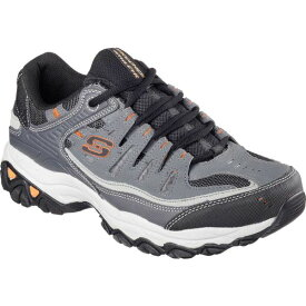スケッチャーズ メンズ スニーカー シューズ After Burn Memory Fit Cross Training Shoe Charcoal/Gray