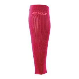 2XU メンズ Tシャツ トップス Compression Performance Run Sleeves Hot Pink/Hot Pink