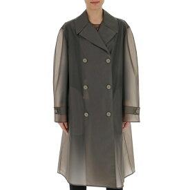 マルタンマルジェラ レディース ジャケット&ブルゾン アウター Maison Margiela Double-Breasted Raincoat -