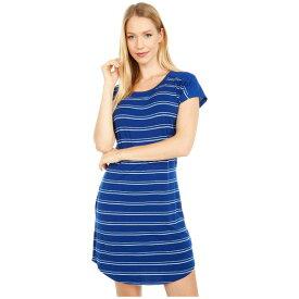 エクスオフィシオ レディース ワンピース トップス BugsAway Wanderlux Tavira Dress Admiral Blue