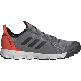 アディダス アウトドア メンズ ハイキング スポーツ Terrex Summer.RDY Voyager Speed Water Shoe - Men's Grey Three/Black/Active Orange