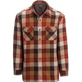 【当日出荷】ペンドルトン ジャケット&ブルゾン メンズ アウター Lakeside Shirt Jacket - Men's Rusty【サイズ LG】