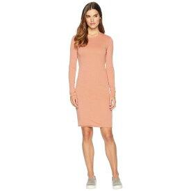 【当日出荷】 ハーレー レディース ワンピース Dri-FIT Long Sleeve Dress Terra Blush 【サイズ S】