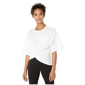 【当日出荷】 リーボック レディース シャツ Training Pocket Tee White 【サイズ XL】