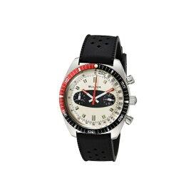 ブロバ メンズ 腕時計 アクセサリー Archive Series: Surfboard Chronograph A - 98A252 Black