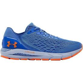 アンダーアーマー メンズ ランニング スポーツ HOVR Sonic 3 Running Shoe - Men's Water/Spackle Blue/Orange Spark