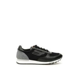 バリー メンズ スニーカー シューズ Bally Gavino Sneakers BLACKBlack