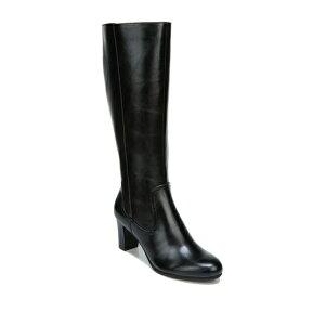 ライフストライド レディース ブーツ&レインブーツ シューズ Missy WC Tall Boot - Wide Width Available BLACK WC