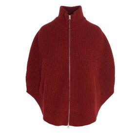 マルタンマルジェラ レディース ジャケット&ブルゾン アウター MM6 Maison Margiela Ribbed Cape Jacket -