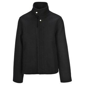 ジル・サンダー メンズ ジャケット&ブルゾン アウター Jil Sander Wool Jacket BLACK