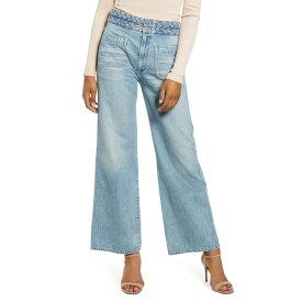 シチズンズ オブ ヒューマニティ レディース カジュアルパンツ ボトムス Citizens of Humanity Isla Organic Cotton Wide Leg Jeans (Believer) Believer