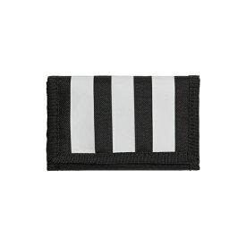 アディダス メンズ 財布 アクセサリー 2021-02-01 ESSENTIALS 3-STRIPES WALLET - Wallet - black unvl01aa