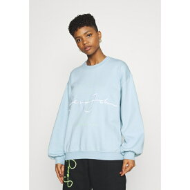 ミスガイデッド レディース パーカー・スウェットシャツ アウター BASKET BALL - Sweatshirt - blue