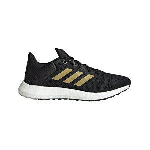 アディダス レディース ランニング スポーツ adidas Women's Pureboost 21 Running Shoes Black/Gold