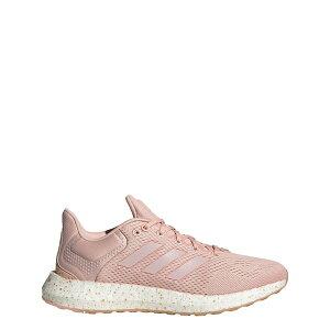 アディダス レディース ランニング スポーツ adidas Women's Pureboost 21 Running Shoes Pink/Gold