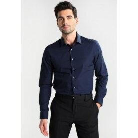 カルバン クライン テイラード メンズ シャツ トップス BARI SLIM FIT - Formal shirt - blue uspp00ed