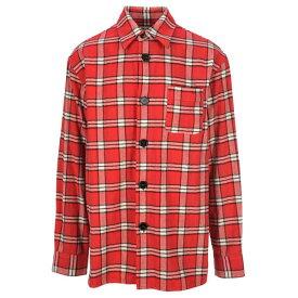 マルニ メンズ シャツ トップス Marni Checked Oversized Shirt -