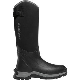 ラクロス メンズ ブーツ&レインブーツ シューズ LaCrosse Men's Alpha Thermal 16'' Black 7.0mm Composite Toe Work Boots Black