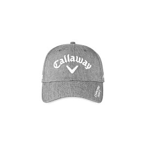 キャラウェイ メンズ 帽子 アクセサリー Callaway Men's 2020 TA Performance Pro Golf Hat Charcoal