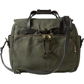 フィルソン レディース ボストンバッグ バッグ Filson Padded Computer Bag Otter Green