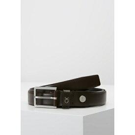 カルバンクライン メンズ ベルト アクセサリー FORMAL BELT - Belt business - brown vlji0063