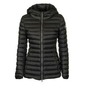 コルマール レディース ジャケット&ブルゾン アウター Colmar Place Glossy Down Jacket With Hood -