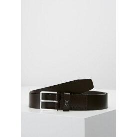 カルバンクライン メンズ ベルト アクセサリー FORMAL BELT - Belt business - brown vzdf0036