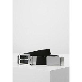 カルバンクライン メンズ ベルト アクセサリー FORMAL GIFTSET - Belt business - black vzdf003e