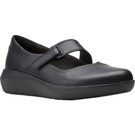 クラークス レディース サンダル シューズ Kayleigh Mill Mary Jane (Women's) Black Leather