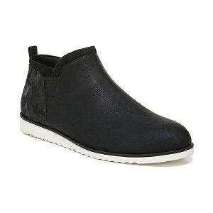 ライフストライド レディース スニーカー シューズ Zion Sneaker Booties Black Faux Leather