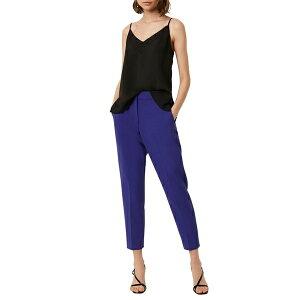 フレンチコネクション レディース カジュアルパンツ ボトムス Sundae Suiting Tailored Trousers BLUE ELECT