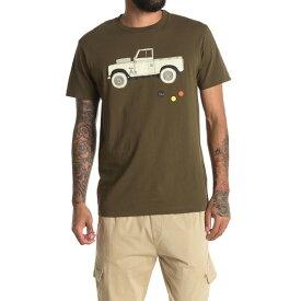 デウス エクス マキナ メンズ Tシャツ トップス Carby Landie T-Shirt FGR