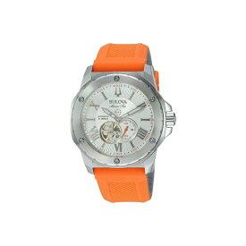 ブロバ メンズ 腕時計 アクセサリー Marine Star - 98A226 Steel