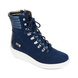 ケネスコール レディース スニーカー シューズ Women's Rhyme Hiker Sneakers Navy