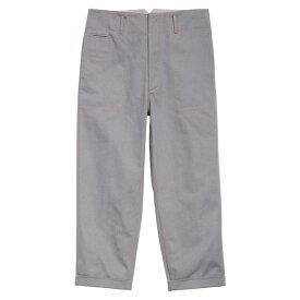 マルニ メンズ カジュアルパンツ ボトムス Marni Drill Pants (Nordstrom Exclusive) Grey