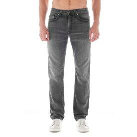フィデリティ デニム メンズ デニムパンツ ボトムス Jimmy Slim Straight Jeans MONTCLAIR